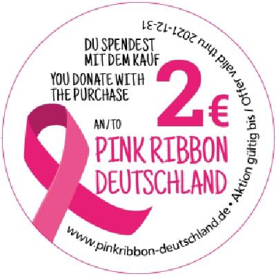 Pink Ribbon Spende